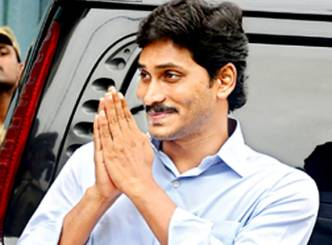 Lathi Charge at CBI Court as Jagan Appears