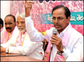 TRS takes U turn; Congress upset!