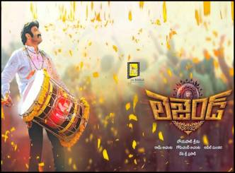 Grand release for Balakrishna's Legend