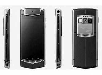 All new Vertu Ti is ultimate in android series