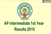 AP results, AP results, ap inter 1st year results today, Intermediate results