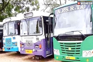 APSRTC To Resume It Services After May 17th