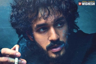 First Look: Akhil turns Agent