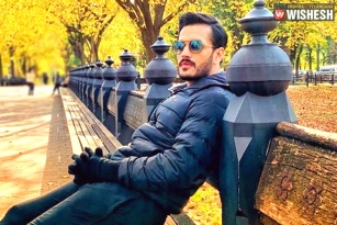 Staggering Budget For Akhil Akkineni's Next Film