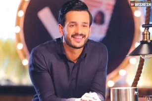 Akhil Akkineni's Fifth Film Officially Announced