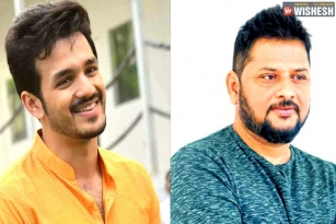 Akhil and Surendar Reddy Film to roll from January