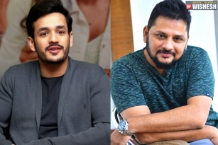 Akhil-Surendar Reddy Film Locked