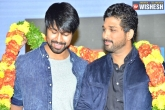 Kalyaan Dhev, Kalyaan Dhev, i can t talk about a movie if i don t like it says allu arjun, Telugu movies