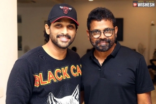 Allu Arjun Changes Sukumar's Plan