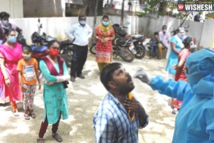 Andhra Pradesh Coronavirus Cases Witnesses A Further Decline