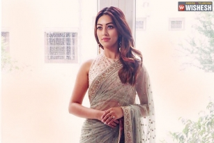 Anu Emmanuel Dubs For Her Role In Agnyaathavaasi