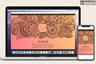 Apple Store Online India Launch On September 23