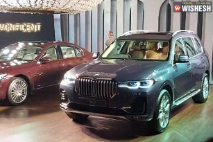 BMW X7 2019 Launched in India