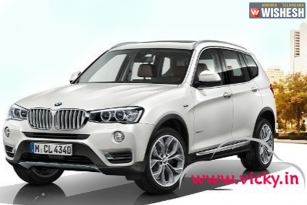 BMW plans to launch X3 and X5 petrol variants in India!!