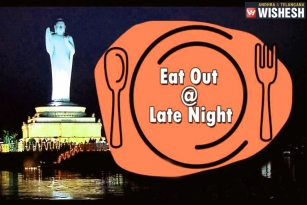 5 Best Night Food Joints in Hyderabad