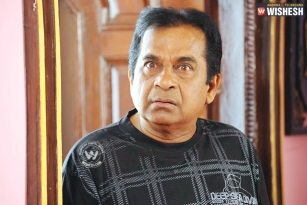 Brahmi as 'Weekend Venkat Rao'