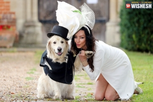 British Woman Marries her Dog on a TV Show