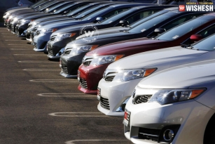 Car sales increase by 2.64 percent