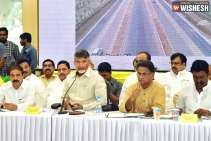 Chandra Babu Urges AP Government About Amaravati