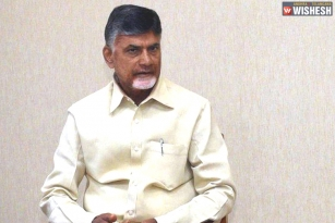 Chandra Babu Back From His Foreign Vacation