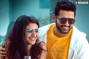 Nithiin's Check First Weekend Worldwide Collections