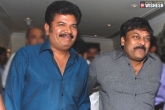 Chiranjeevi latest, Chiranjeevi updates, mighty combo megastar and shankar to join hands, Geetha arts