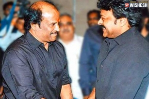 Chiranjeevi Sends His Wishes On Rajinikanth's Political Entry