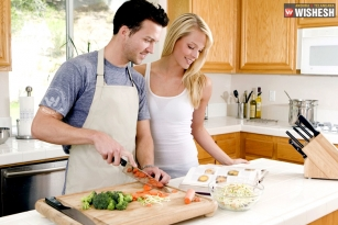 Cooking, best way to express Romance