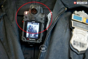 Cops to use 'body worn cameras'