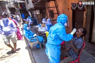 9600 New Coronavirus Cases In A Day In India