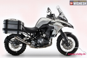 DSK Benelli Postpones Launch of TRK 502 by March 2017