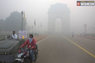 Delhi Air Quality Back To Severe