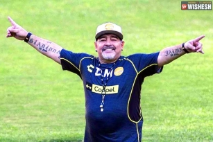 Football Legend Diego Maradona is no more