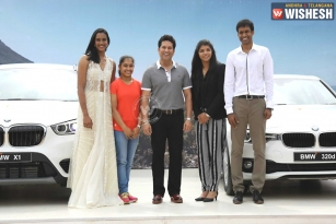 Bad Roads in Tripura, Gymnast Dipa Karmakar Returns BMW Car
