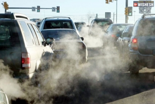 Drivers suffer more of air pollution