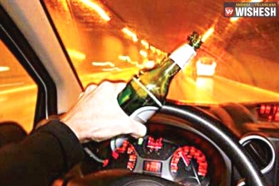957 Drunk Drivers Caught in Hyderabad