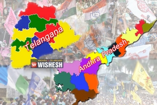Last Day For Election Campaign In Telugu States