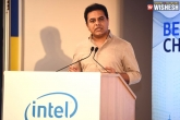 Electronic jobs, Telangana, three lakh jobs in electronics for telangana says ktr, Telangana