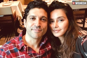 So Much Love: Farhan Akhtar And Shibani Holidaying In Mexico