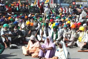 Farmers Protest Completes 100 Days