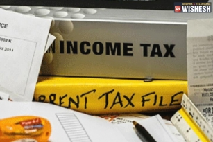 File Your Income Tax Returns By Today, As No More Extension Likely