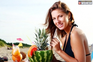 Food items to hydrate your body in summer