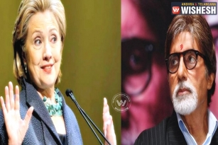 Hillary Clinton Speaks About Amitabh Bacchan In Leaked Emails