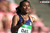 Hima Das gold medal, Hima Das next, hima das india s first woman to win gold in track event, Hima das