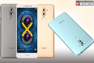 Honor 6X Smartphone Launched with Dual Rear Camera