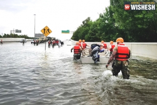 Two Indian Students Critical After Hurricane Harvey Wreaks Havoc In US