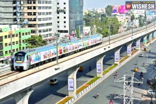 Hyderabad Metro Rail Frequency Increased