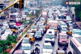 Hyderabad traffic, Hyderabad Noise Pollution, horns and fancy silencers increase noise pollution tpcb, Pollution