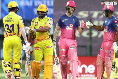 IPL 2020: Chennai Super Kings and Rajasthan Royals Register Victories on Sunday