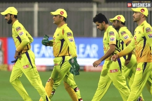 IPL 2020: Chennai Super Kings Out of IPL After Eighth Loss